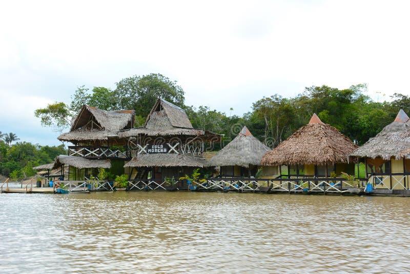 Курорт Isla Morena, Перу стоковая фотография rf