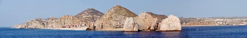курорт san lucas cabo сценарный стоковое фото rf