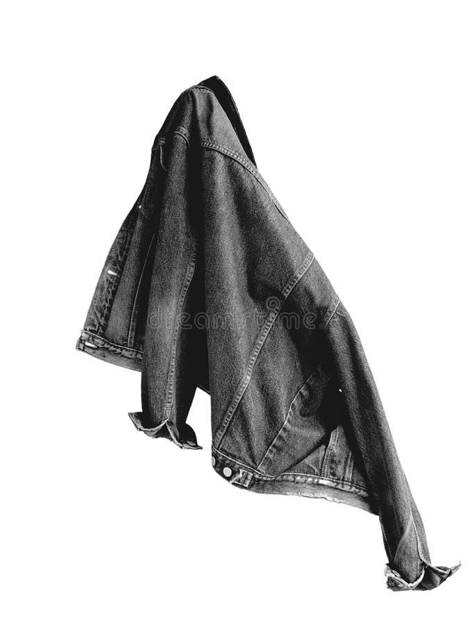 куртка джинсовой ткани стоковая фотография