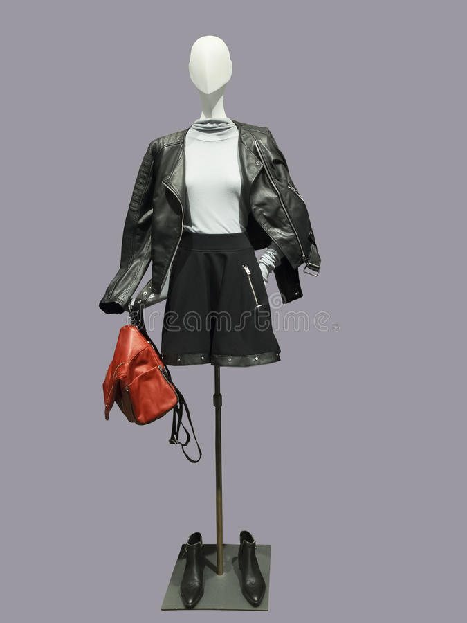 картинка куртки манекен лепестков