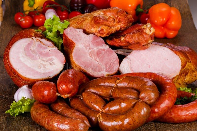 курят свинина мяса, котор стоковые фотографии rf