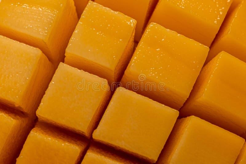 Куски манго стоковые фотографии rf