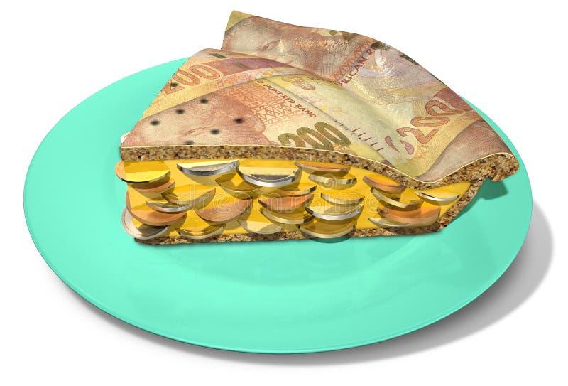 Картинка пирожок с деньгами