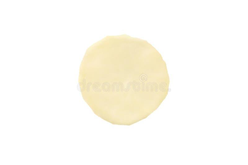 Кусок сырцовой картошки стоковые фотографии rf