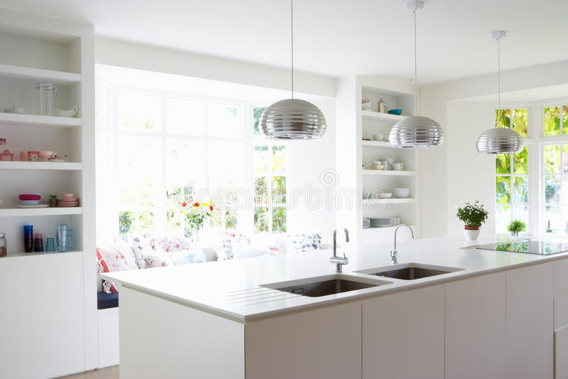 Кухня в современном доме
