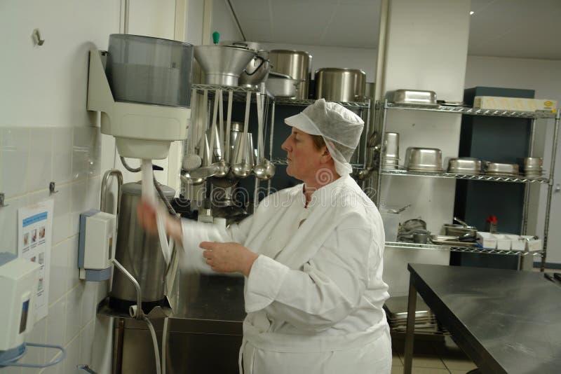 кухня гигиены стоковые изображения