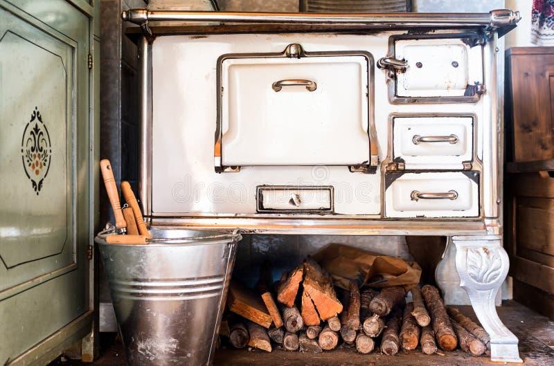 кухня старая стоковые фотографии rf