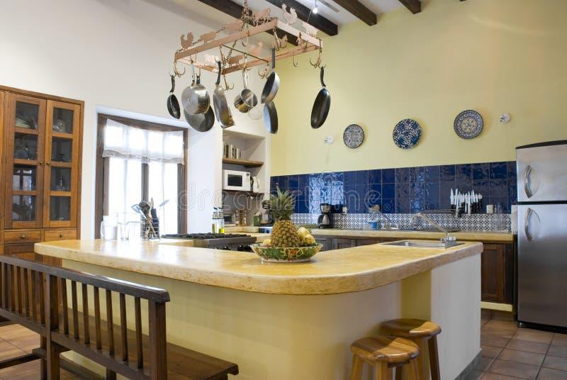 кухня страны стоковые фотографии rf