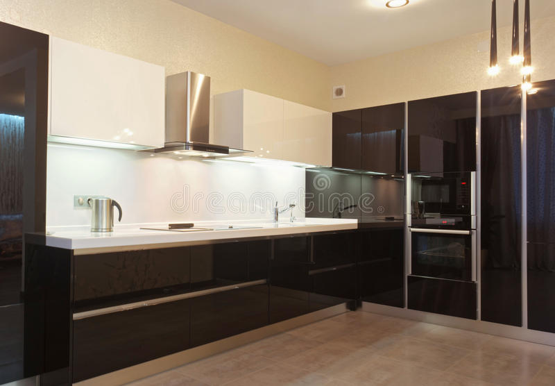 кухня стоковая фотография