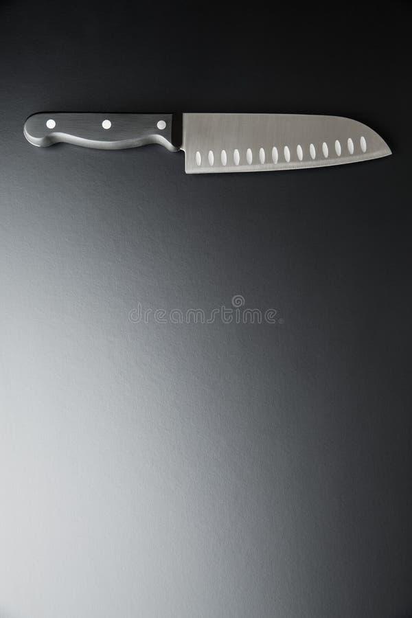 Кухонный нож стоковая фотография rf