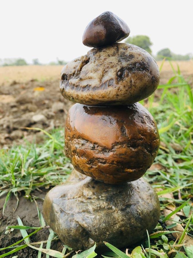 Куча камня стоковое изображение