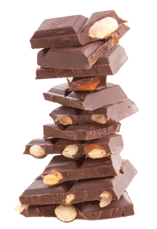 куча шоколадного молока стоковое фото rf