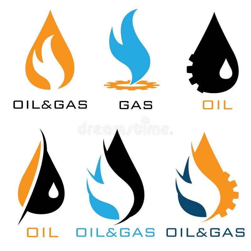 клапаны рядка газовой промышленности красные бесплатная иллюстрация