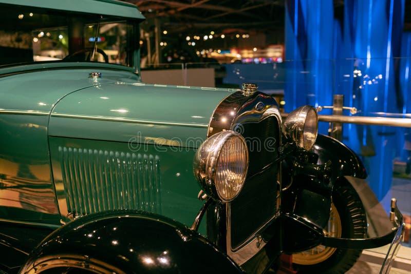 Классицистический автомобиль стоковые изображения