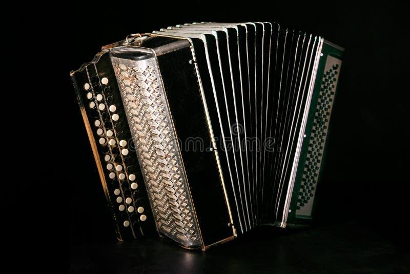 Классический аккордеон стоковые фотографии rf