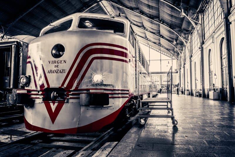 Класс 350 RENFE стоковые фотографии rf