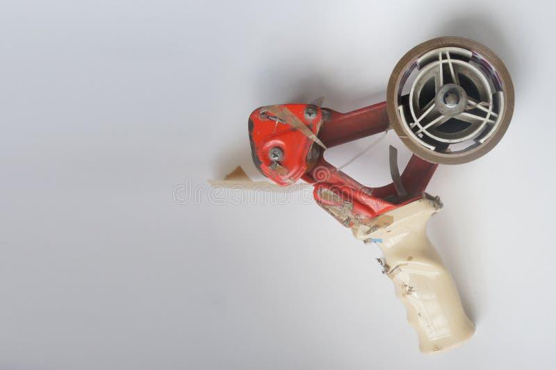 Клейкая лента для герметизации трубопроводов отопления и вентиляции 3 стоковые изображения