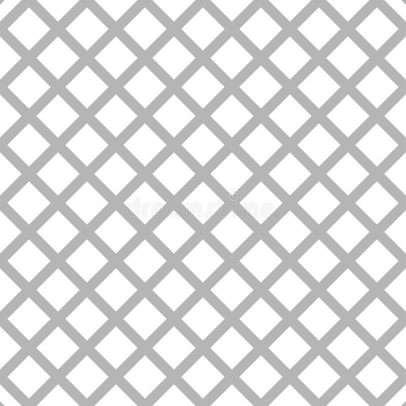 Download Клетчатый, картина решетки безшовная черно-белая Иллюстрация вектора - иллюстрации насчитывающей monochrome, свободно: 81802787