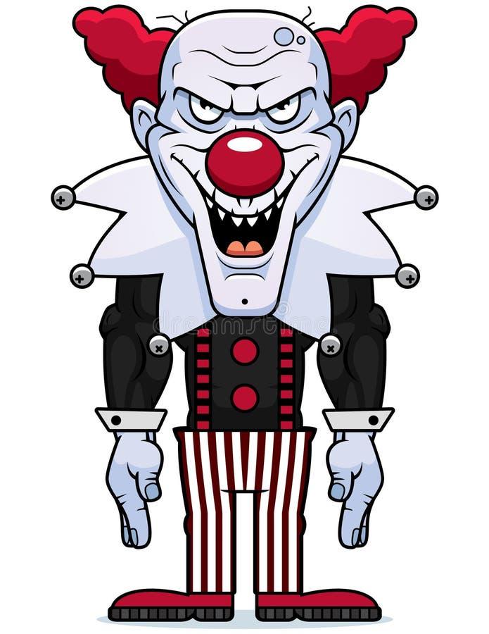 картинка клоуна злобного гения один крупнейших готических