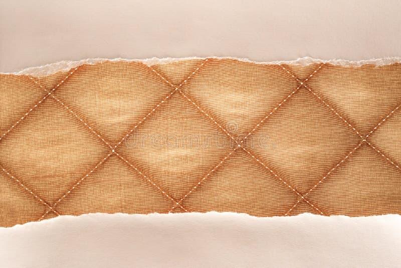 Клочковатые куски бумаги стоковые изображения