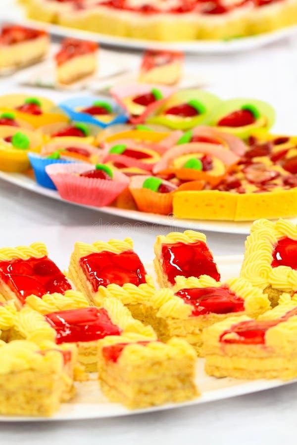 клубника десерта свежая стоковое фото rf