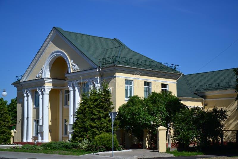 Клуб в Pinsk стоковые изображения