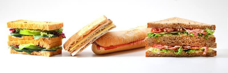 Клуб сандвича стоковое фото rf