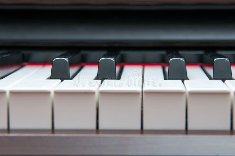 Ключи музыки стоковые фото