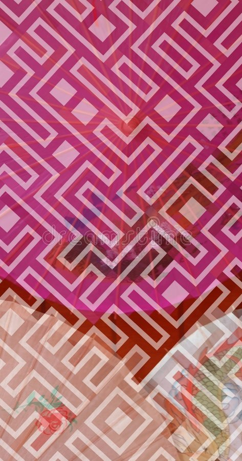 лабиринт истинный Стоковые Изображения RF