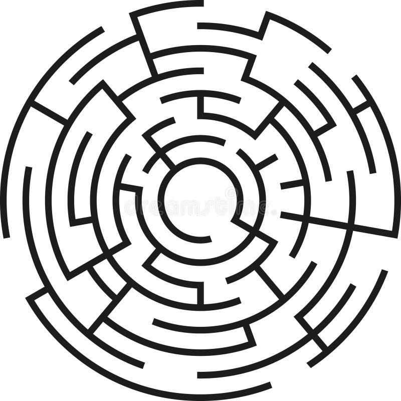 лабиринт бесплатная иллюстрация