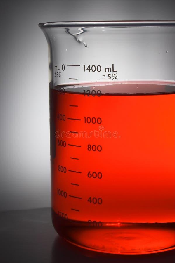 лаборатория beaker стоковые изображения