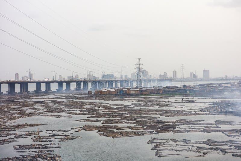 Лагос Нигерия стоковые изображения