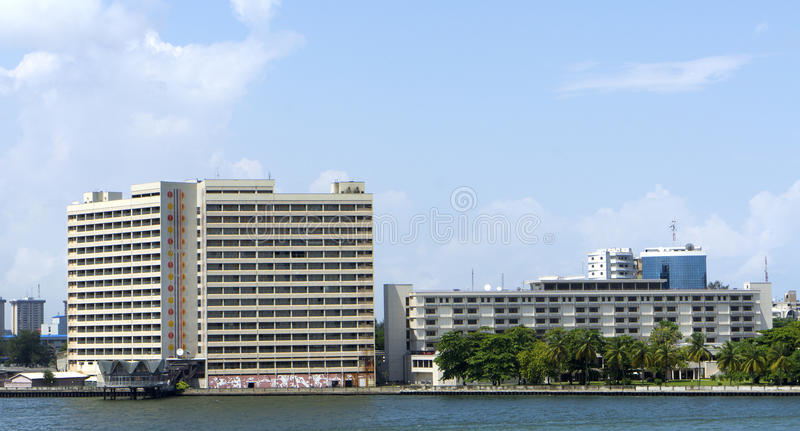 Лагос стоковое фото