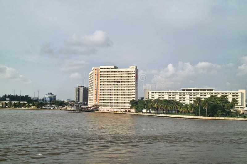 Лагос стоковое изображение rf