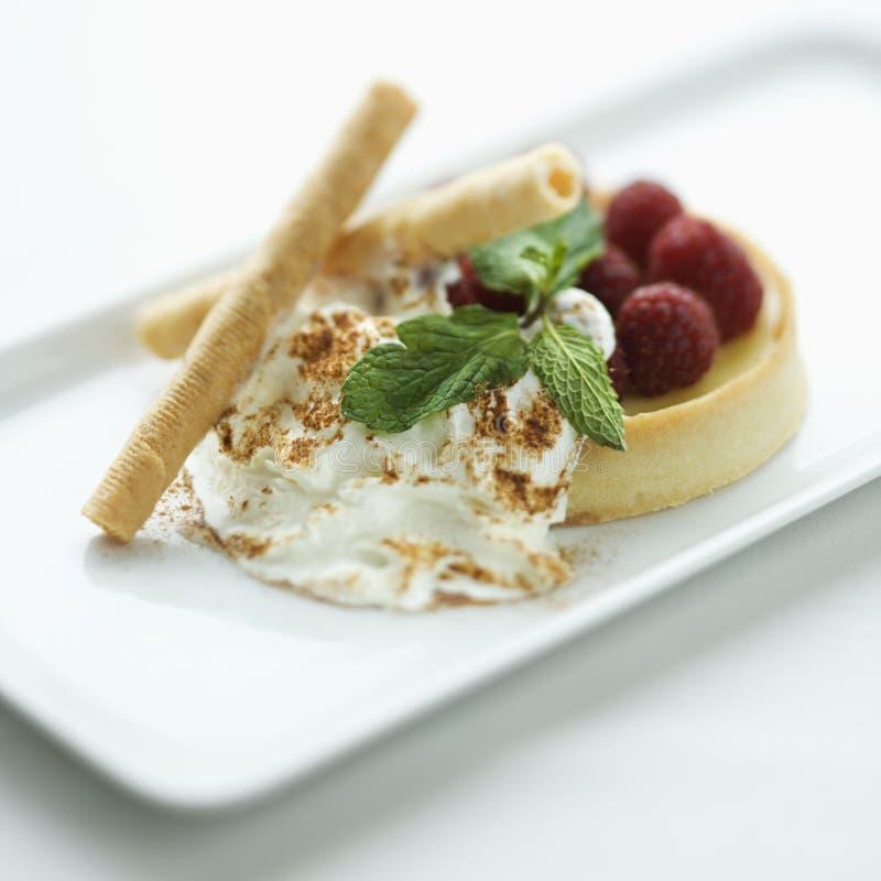 лакомка десерта стоковая фотография