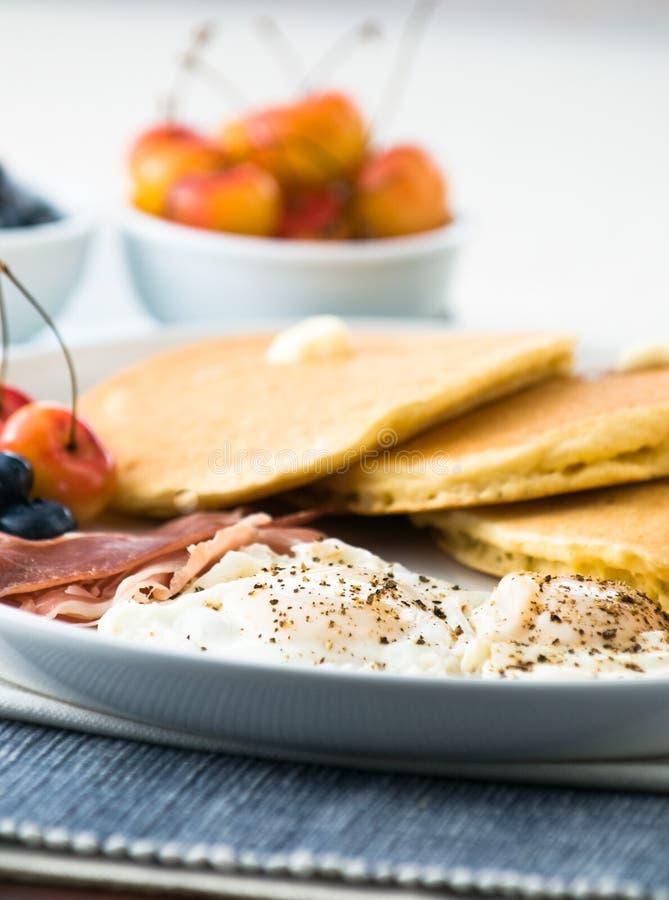 лакомка завтрака стоковое фото