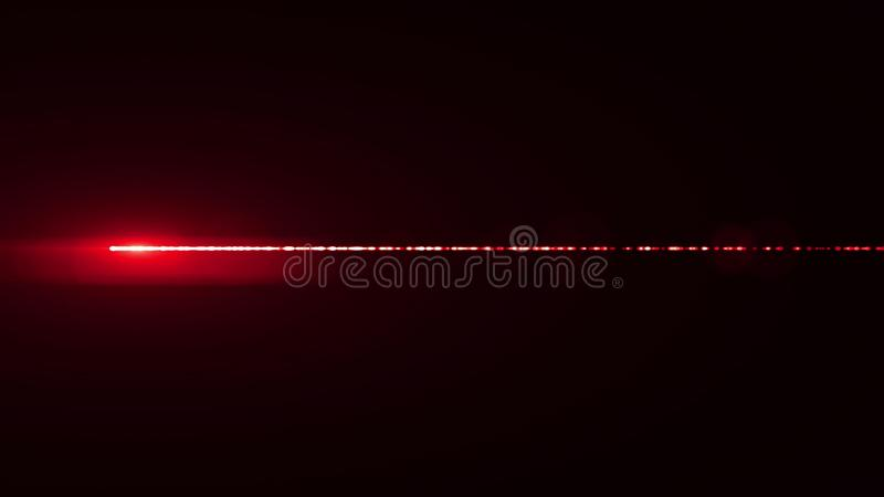 Лампа горизонтальной предпосылки искусства иллюстрации bokeh пирофакелов оптически объектива лазерных лучей сияющей новая качеств бесплатная иллюстрация