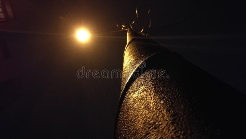 Лампа или луна стоковая фотография