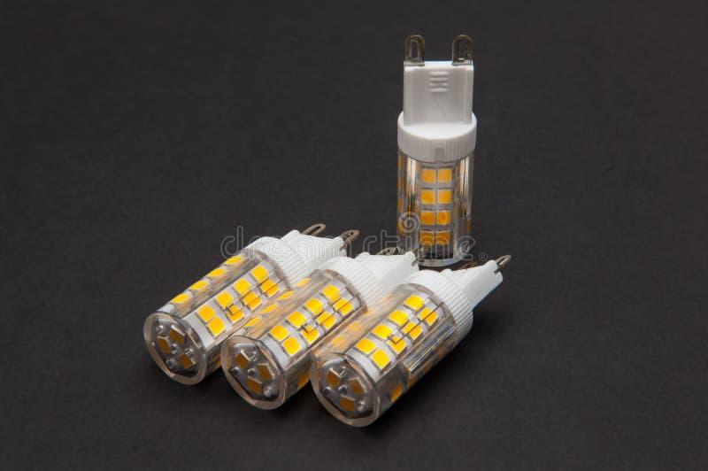Лампа приведенная g9 стоковые фото