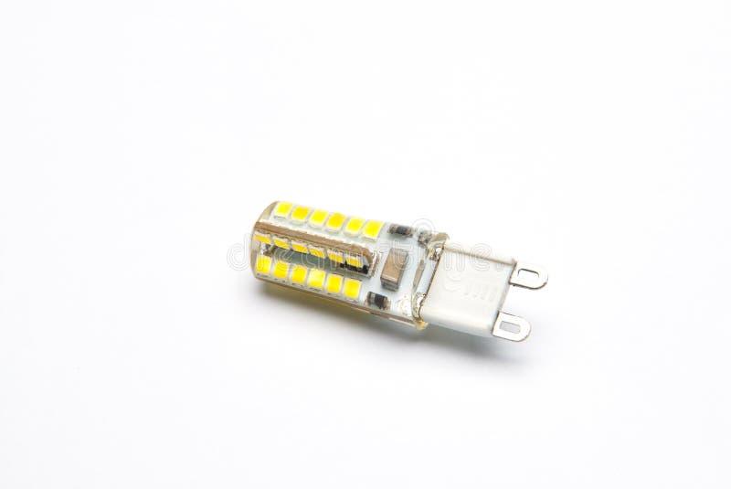 Лампа приведенная g9 стоковые фотографии rf