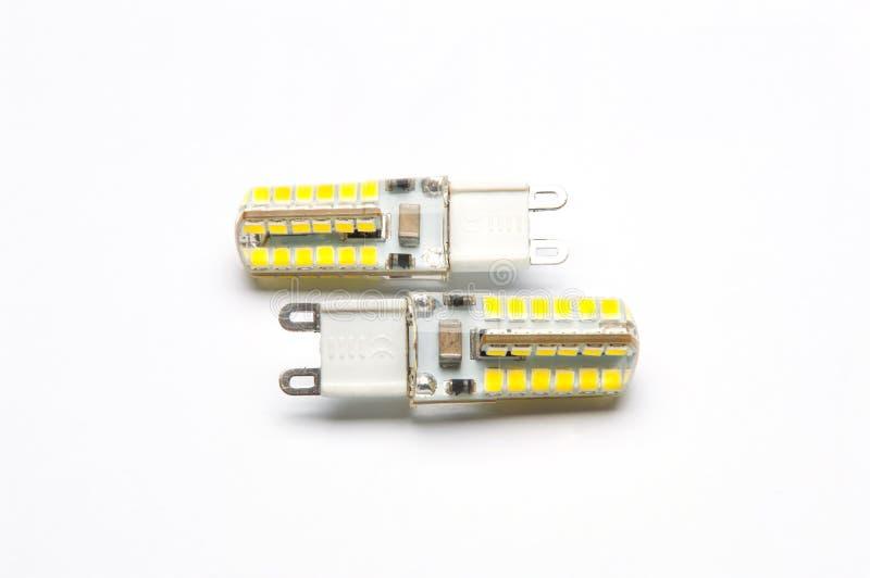 Лампа приведенная g9 стоковые изображения