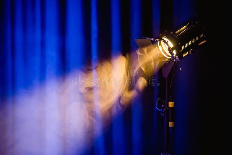 Лампа студии стоковое фото