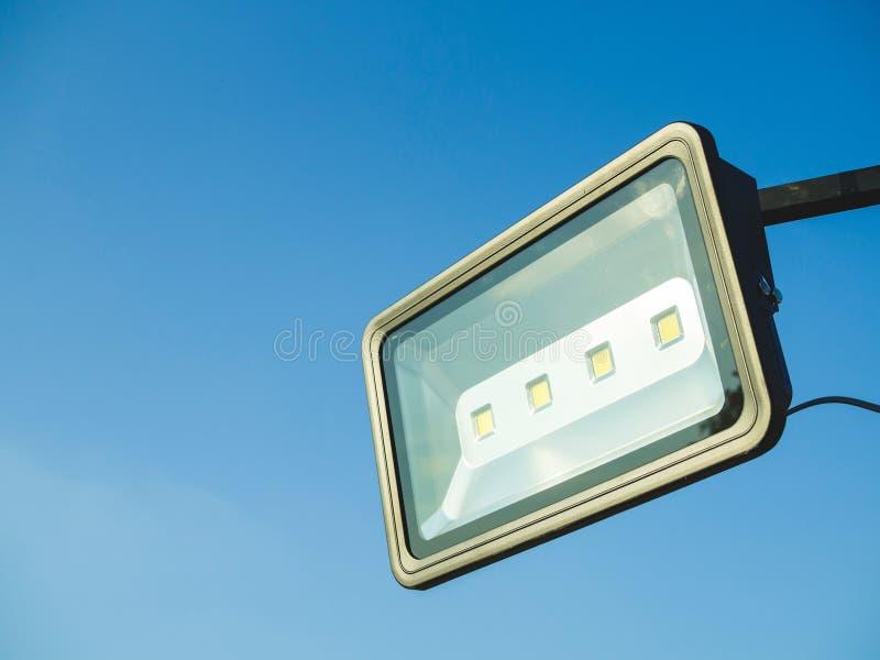Лампа фары СИД стоковое изображение rf