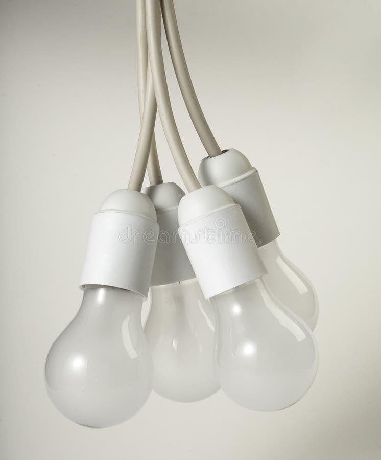 Лампочка стоковое изображение