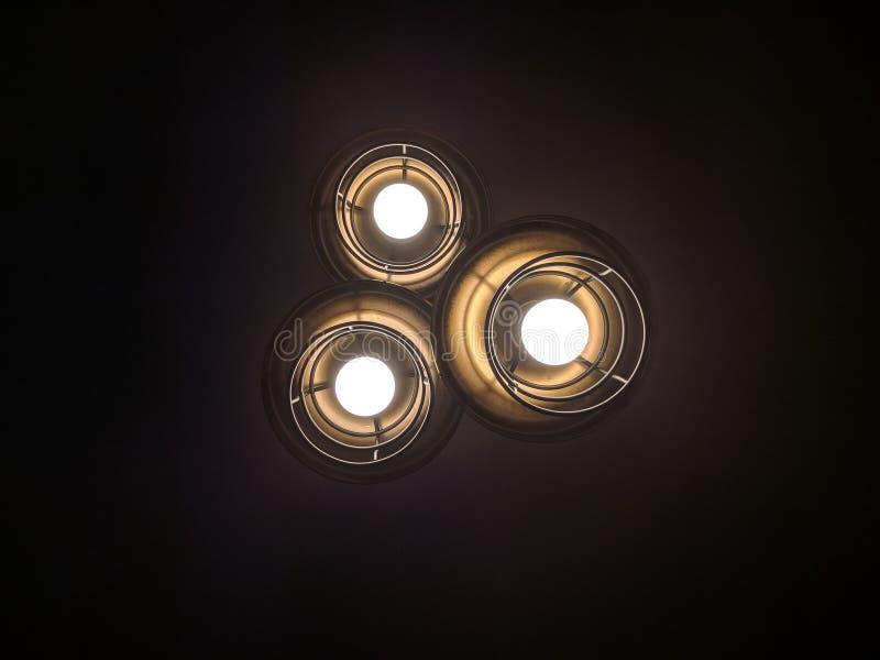 Лампочки стоковое изображение rf