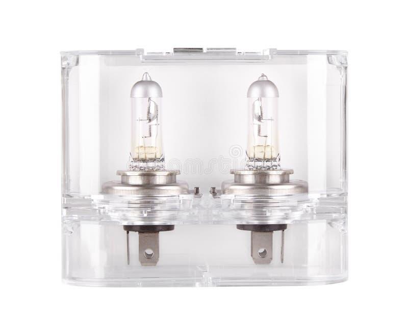 Лампы галоида стоковое изображение