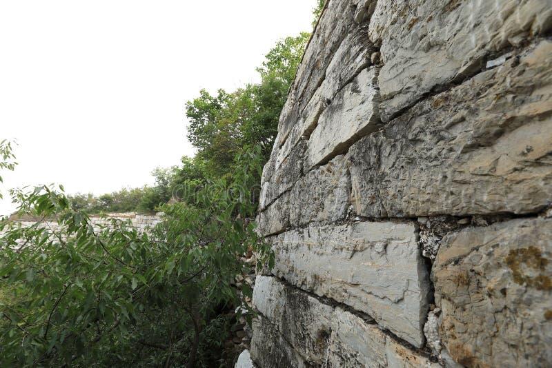 Ландшафт Великой Китайской Стены стоковое фото