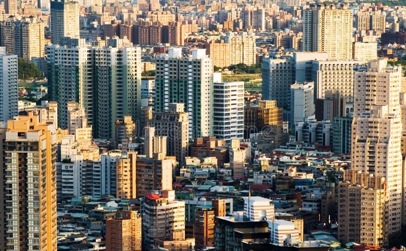 ландшафт города стоковые изображения