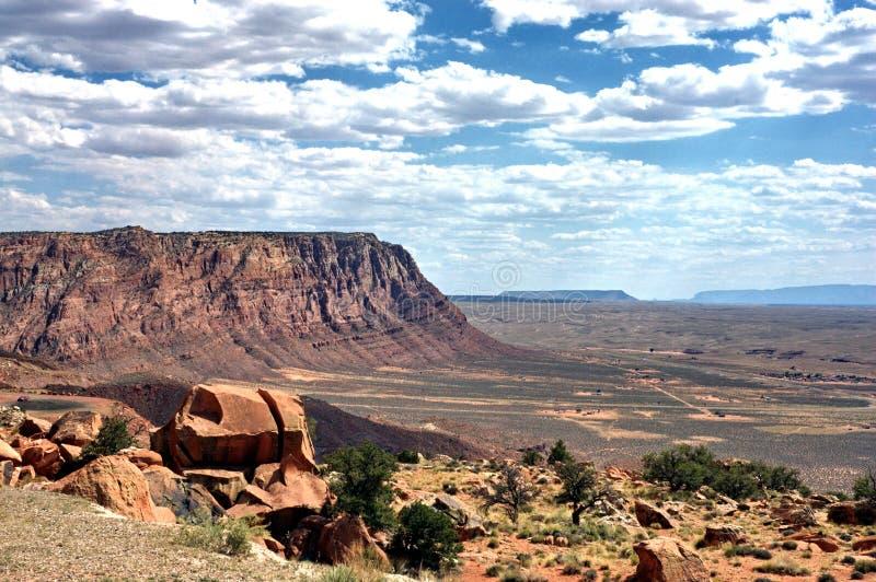 Ландшафт грандиозного каньона стоковое фото rf