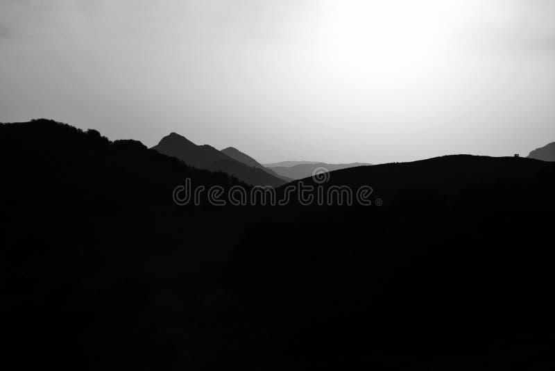 Ландшафт Наварры стоковое фото